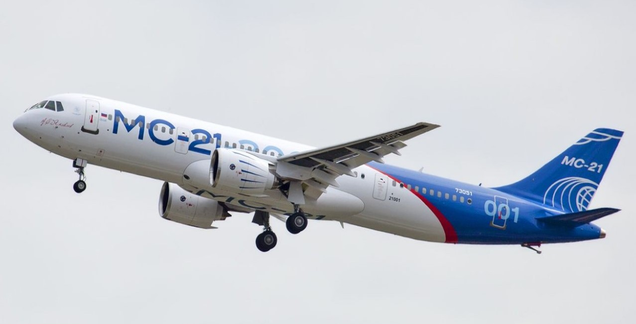 Development and serial production of medium-haul aircraft of the MS-21 family and leasing it out to Irkut Corporation, Irkutsk Region